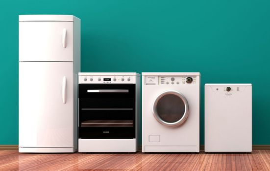 benefits of freestanding appliances